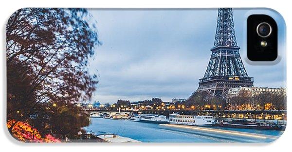Paris iPhone 5 Case - Paris by Cory Dewald