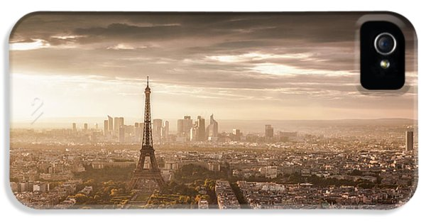 French iPhone 5 Case - Paris Magnificence by Jaco Marx