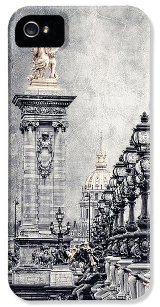 Paris Pompous 2 IPhone 5 Case by Joachim G Pinkawa
