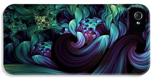 Passionate Mindfulness IPhone 5 Case by Georgiana Romanovna