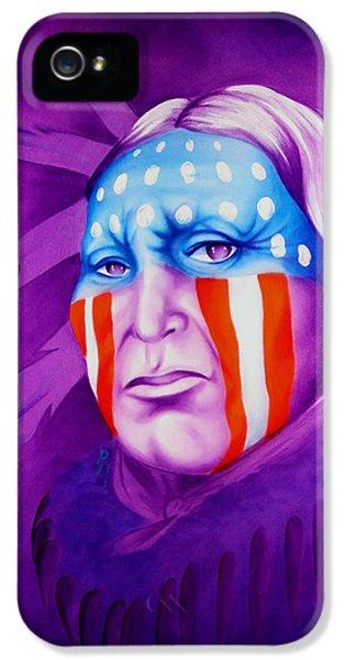 Patriot IPhone 5 Case by Robert Martinez