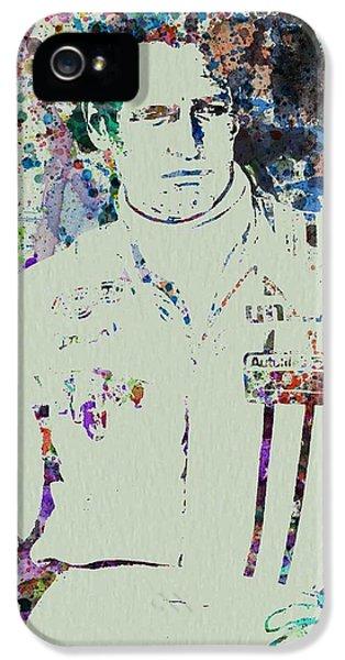 Paul Newman  IPhone 5 Case