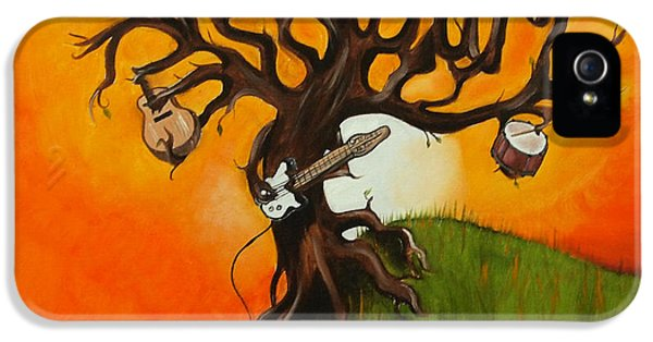 Pearl Jam Tree IPhone 5 / 5s Case by Tarah Davis