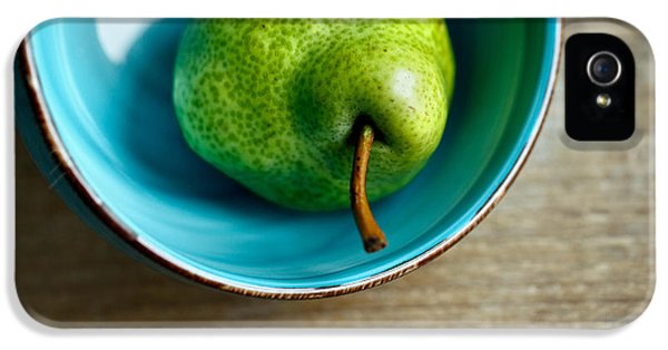 Pear iPhone 5 Case - Pears by Nailia Schwarz