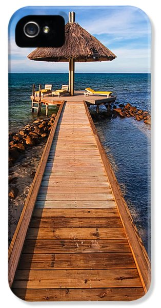 Perfect Vacation IPhone 5 Case by Adam Romanowicz