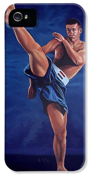 Peter Aerts  IPhone 5 Case by Paul Meijering