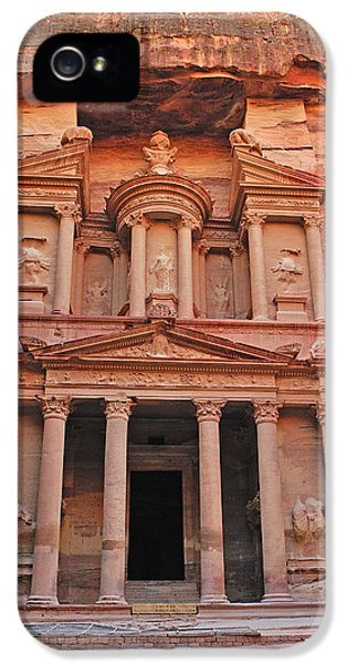 Petra Treasury IPhone 5 Case