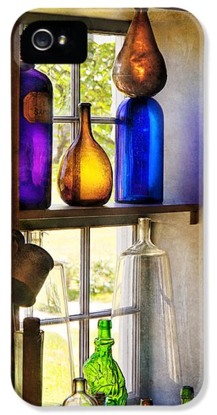 Pharmacy - Colorful Glassware  IPhone 5 Case