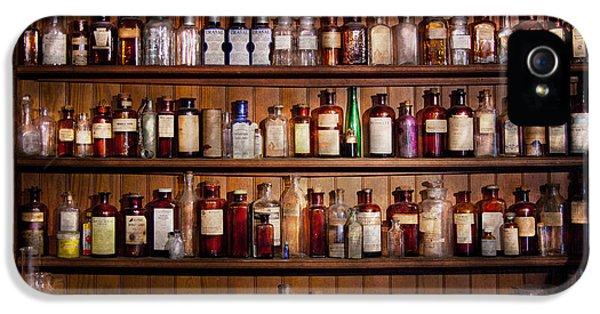 Pharmacy - Pharma-palooza  IPhone 5 Case by Mike Savad
