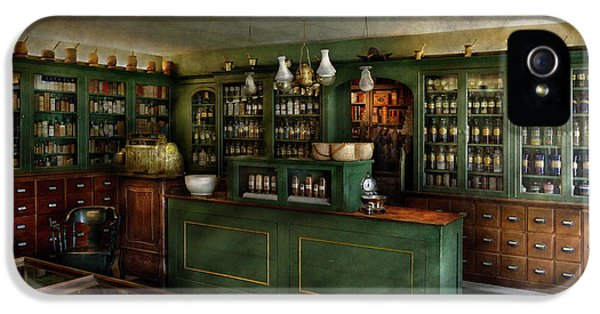 Pharmacy - The Chemist Shop  IPhone 5 Case
