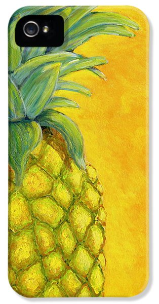 Pineapple IPhone 5 Case by Karyn Robinson