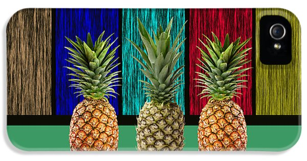 Pineapples IPhone 5 / 5s Case by Marvin Blaine