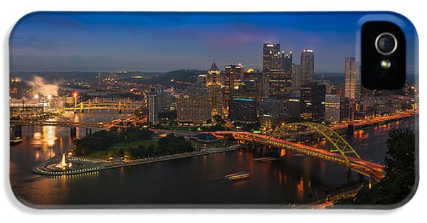 Pittsburgh Pa IPhone 5 Case