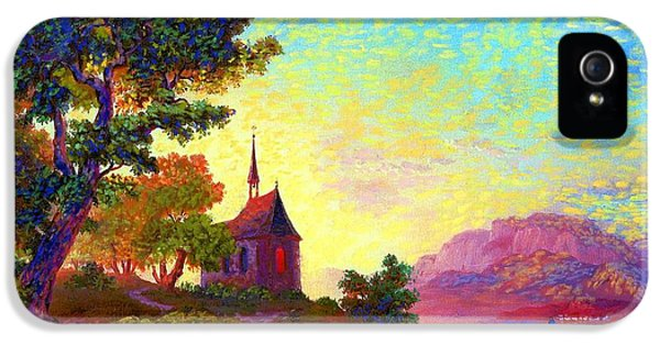 Beautiful Church, Place Of Welcome IPhone 5 Case
