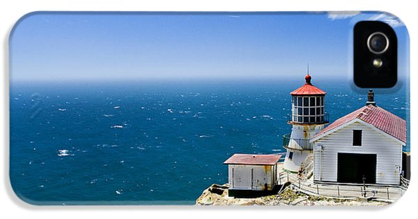 Point Reyes Lighthouse California IPhone 5 Case