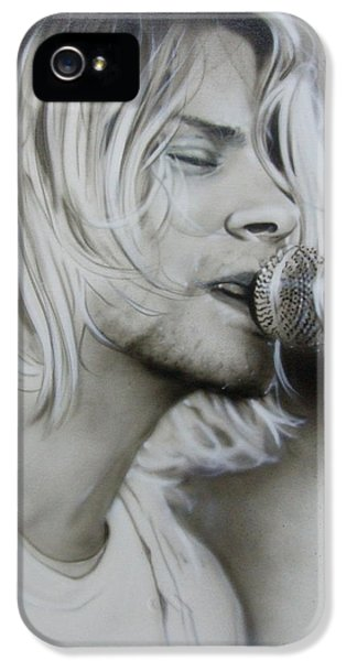 Kurt Cobain - ' Polly ' IPhone 5 Case