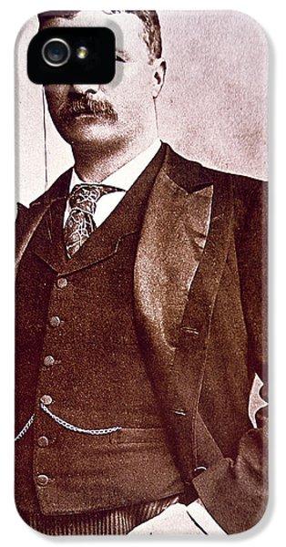 President Theodore Roosevelt IPhone 5 Case