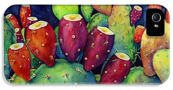 Prickly Pear IPhone 5 Case