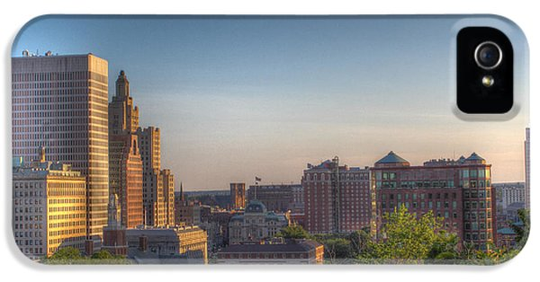 Providence From Prospect Park IPhone 5 Case