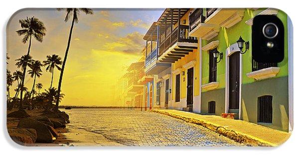 Puerto Rico Collage 2 IPhone 5 Case