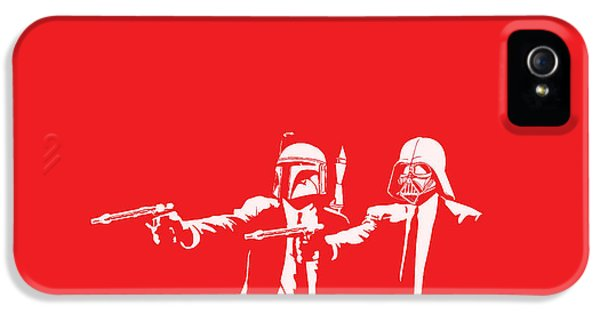 Pulp Wars IPhone 5 Case