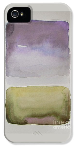 Purple Morning IPhone 5 Case