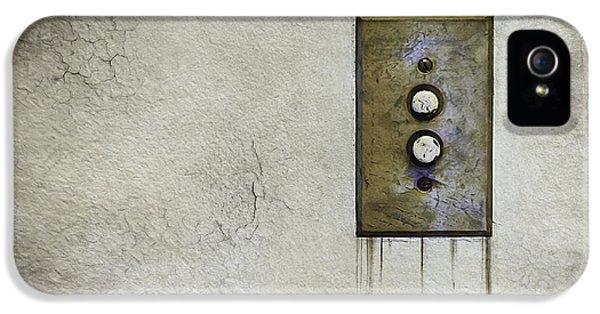 Push Button IPhone 5 Case by Scott Norris