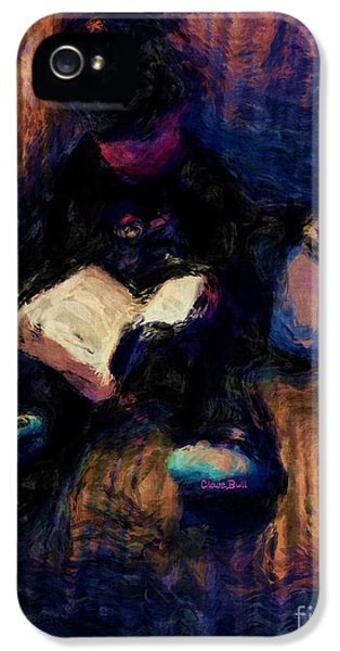 Quiet Time IPhone 5 Case