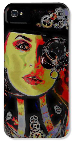Ra Si Anna IPhone 5 Case by  Fli Art