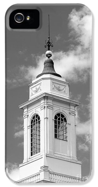 Radcliffe College Cupola IPhone 5 Case by University Icons