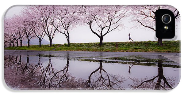 Rain Of Spring IPhone 5 Case
