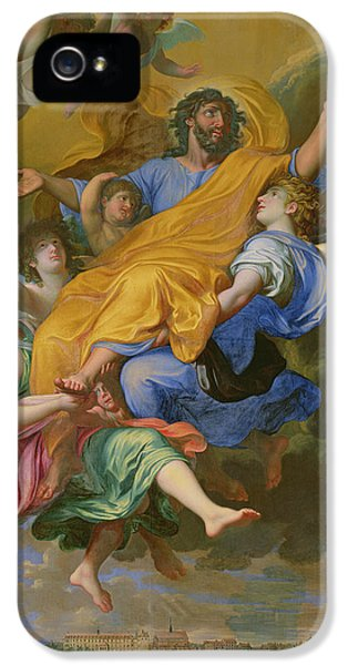 Rapture Of Saint Joseph IPhone 5 Case by French School
