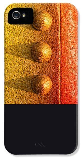Raw Steel IPhone 5 Case