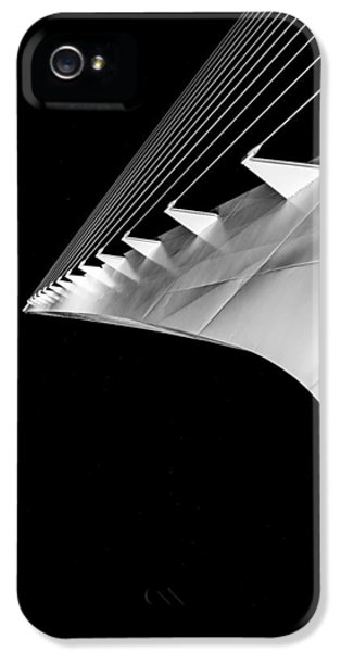 Reading A Sundial At Midnight IPhone 5 Case by Alex Lapidus
