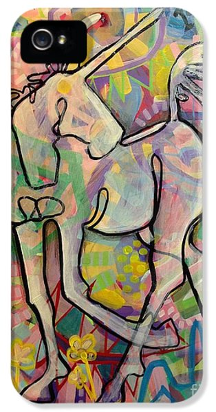 Reclaim Magic IPhone 5 Case by Kimberly Santini