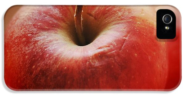Red Apple IPhone 5 Case