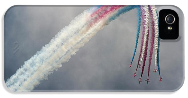 Red Arrows IPhone 5 Case