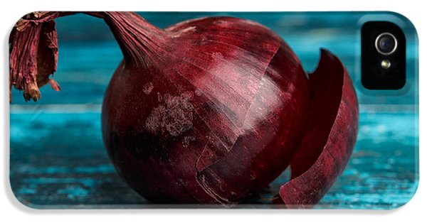 Red Onions IPhone 5 Case by Nailia Schwarz