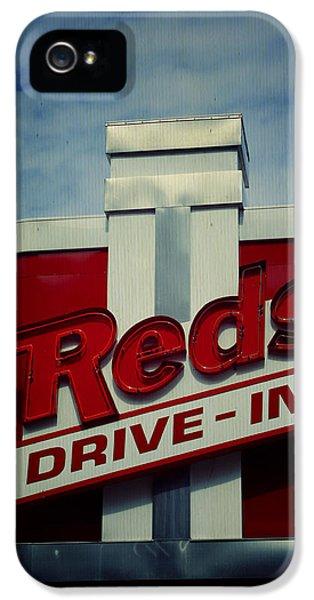 Reds IPhone 5 Case