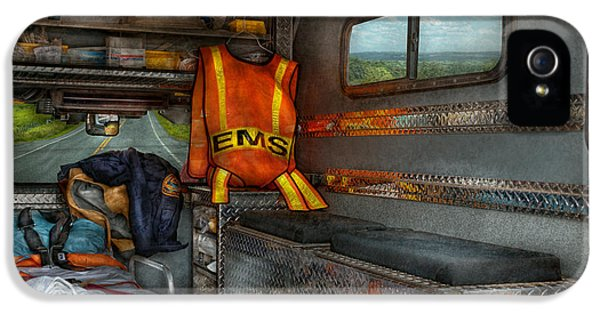 Rescue - Emergency Squad  IPhone 5 Case