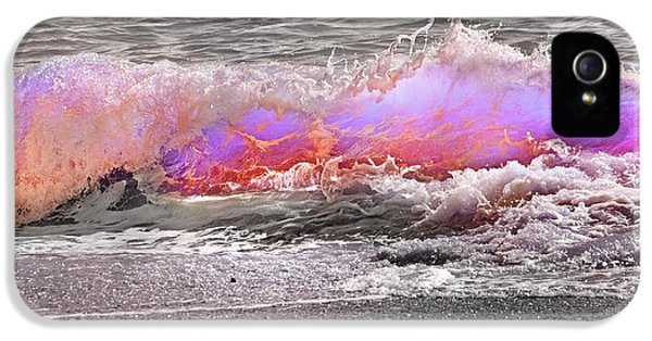Ride Your Wave IPhone 5 Case by Betsy Knapp