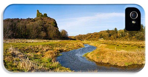 River Flowing Through Landscape IPhone 5 Case