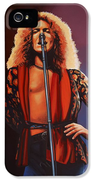 Robert Plant 2 IPhone 5 Case