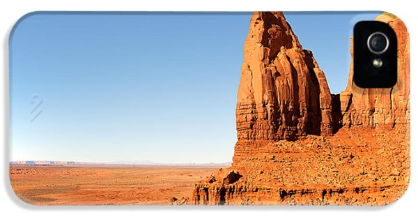 Rock Formation IPhone 5 Case by Jane Rix