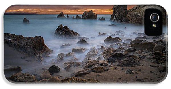 Rocky California Beach IPhone 5 Case