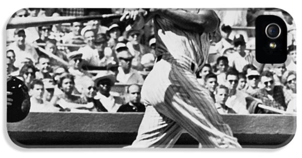 Roger Maris Hits 52nd Home Run IPhone 5 Case