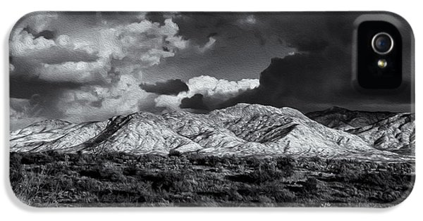 Rollin' Through 57 IPhone 5 Case by Mark Myhaver