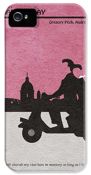 Roman Holiday IPhone 5 Case by Ayse Deniz