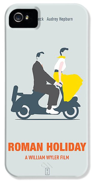 Roman Holiday IPhone 5 Case by Smile In The  Mind