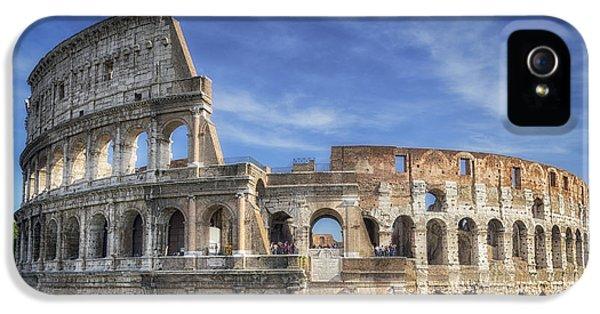 Roman Icon IPhone 5 Case